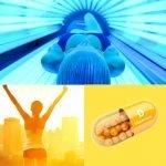 Vitamin D: Sunshine, Sunbed or Supplement?