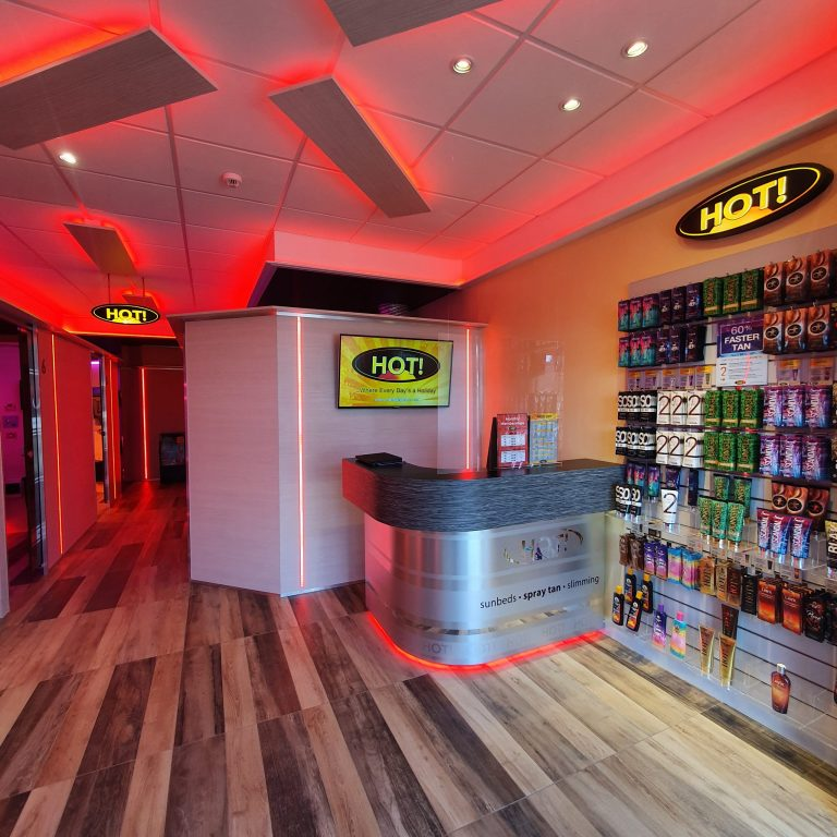 01 HOT! Tanning Salon Cardonald Glasgow